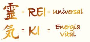 reiki significado